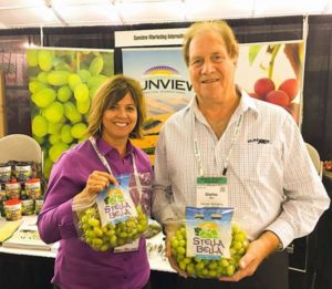 charles and ginette from PMA foodservice