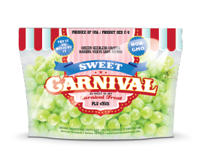 Image of Sweet Carnival packaging
